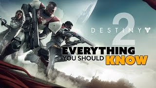 Destiny 2 GAMEPLAY Reveal! Everything You Need to Know - The Know Game News