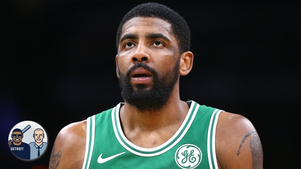 Kyrie Irving shouldn't sit out games before the playoffs - Jalen Rose   Jalen & Jacoby