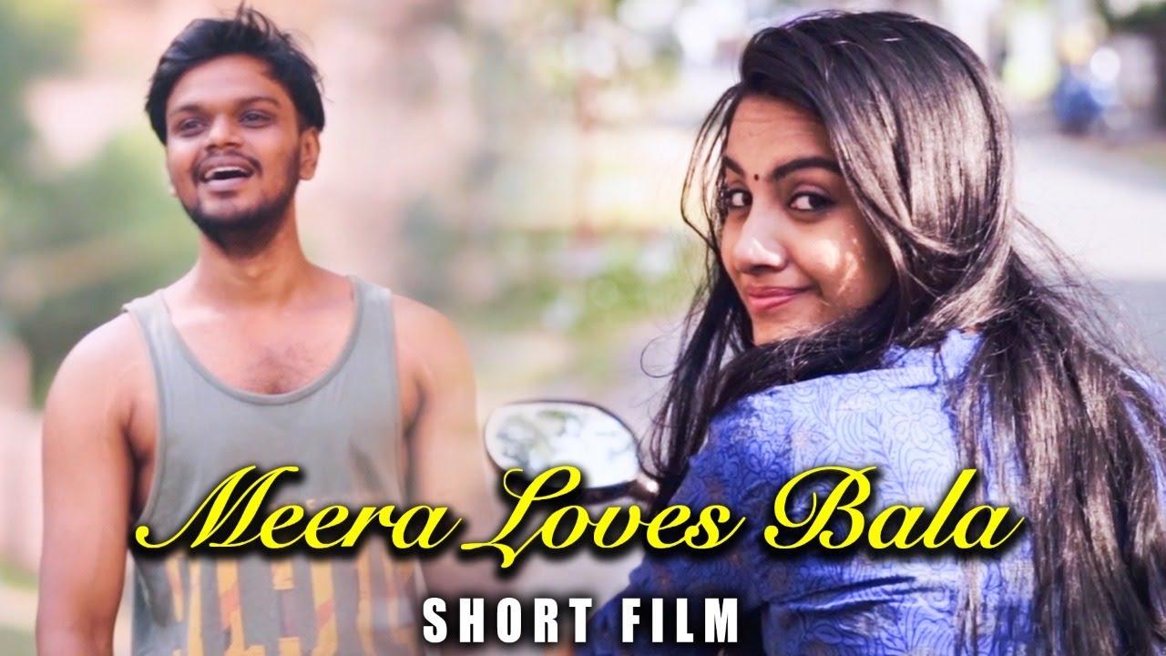 Meera Loves Bala - Romantic Comedy Short Film   Arunodhayan, Janani, Badri
