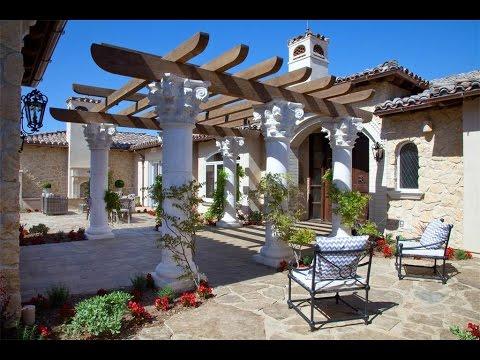 Flamboyant Extravagance in Rancho Santa Fe, California