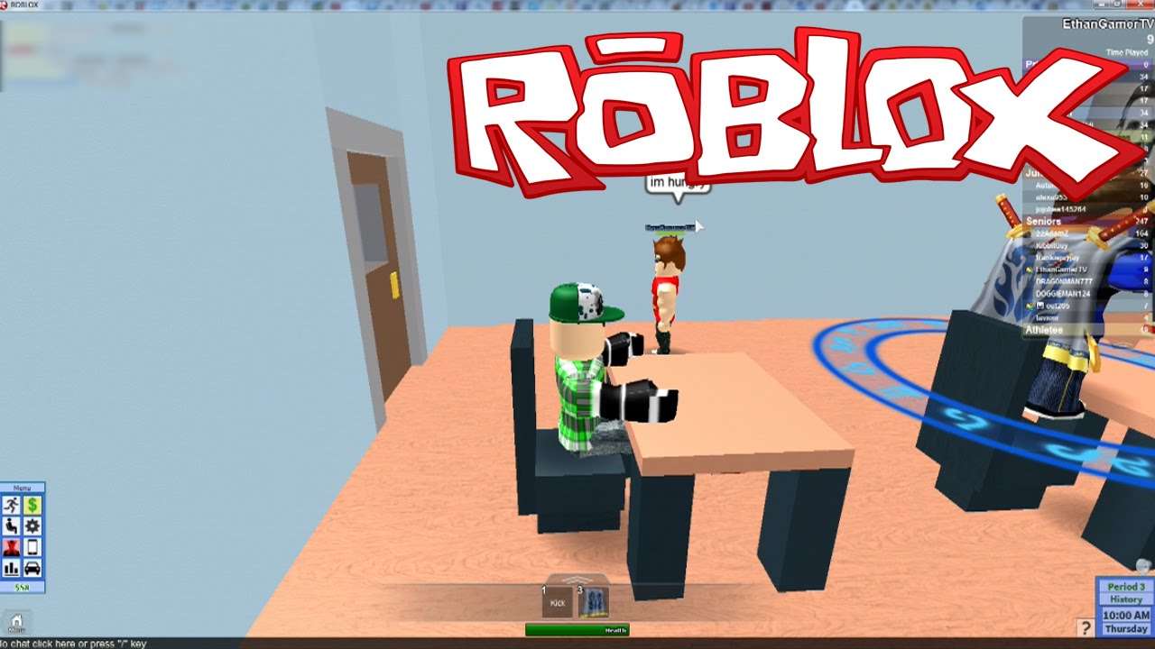 Roblox Escape Room How To School