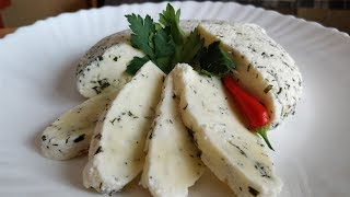 Домашний сыр / Сыр домашний рецепт