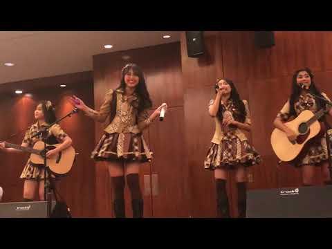 JKT48 Acoustic Team - Kaze ni naru