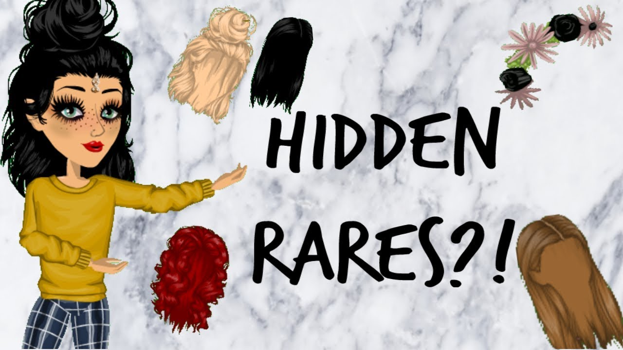 MSP HIDDEN RARES 2018  BUYING RARES  RochelleBell MSP
