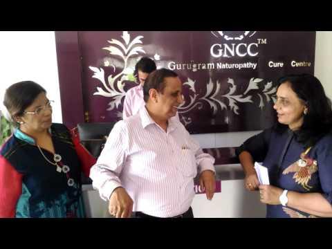 Dubai Patient Review - Gurugram Naturopathy Cure Centre (GNCC) - Review Video