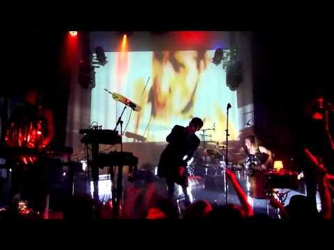 IAMX - Volatile Times HD (Paris 5 october 2011 Le Divan du Monde)