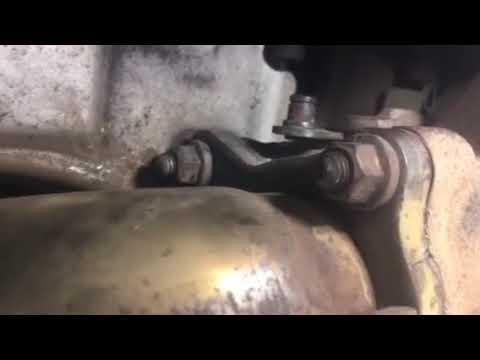 1.4 tsi Golf Заклинил актуатор турбины