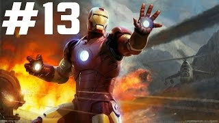 Iron Man - Mission 13 - Showdown [HD] (Xbox 360/PS3)