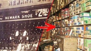 Этот магазин был закрыт с 1967 года! Что обнаружили в нем спустя более чем 50 лет! Капсула времени.
