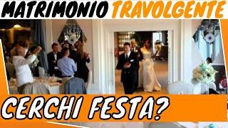 ENTRATA DIVERTENTE AL RISTORANTE - PLAZA VASTO - MUSICA MATRIMONIO BY FRANCESCO BARATTUCCI