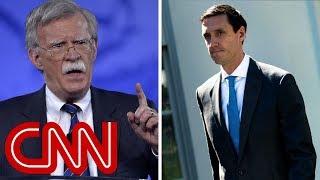 John Bolton pushes out Bossert as homeland security adviser