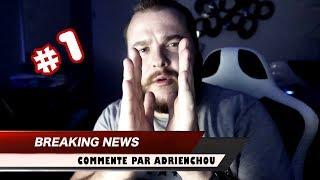📢 #1 - BREAKING NEWS - MACRON - RETRAITES - REDOINE FAID