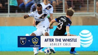 After the Whistle: Ashley Cole vs. San Jose Earthquakes | June 30, 2018