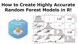 Wie zu Erstellen, Partitur und Test Random Forest Modelle in R
