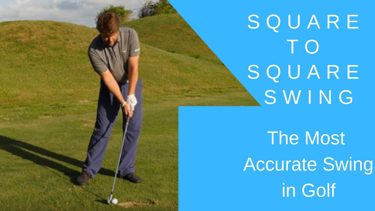 Square To Square Swing Sam Goulden Golf