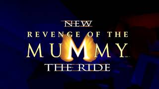(60 fps) The Mummy (Roblox Ride)