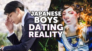 Why dating Japanese boys is so hard: Dating Japanese advice