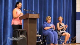 Frost Middle School Promotion 2017