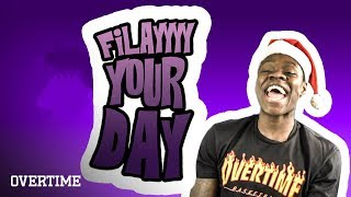 FILAYYY YOUR DAY! Filayyy Will Make You Laugh In FUNNIEST Headphone Game EVER!