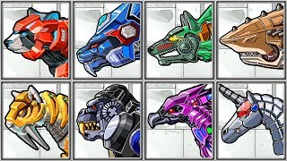 Dino Robot Animal Corps | Full Game Play