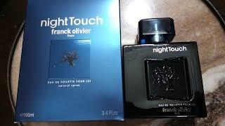 Franck Olivier Night Touch for Men (2015)