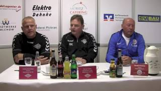 Malchower SV 90 - FC Hansa Rostock II  2-10-16  1:1