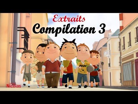 LE PETIT NICOLAS  Compilation 3