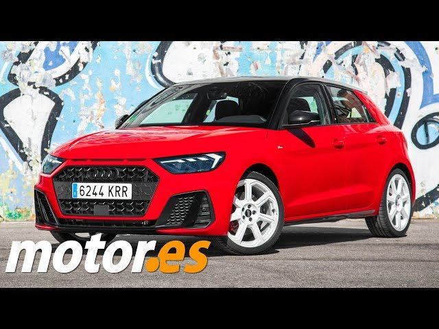 Audi A1 2019 | Prueba / Testdrive / Review en español | Utilitario Audi