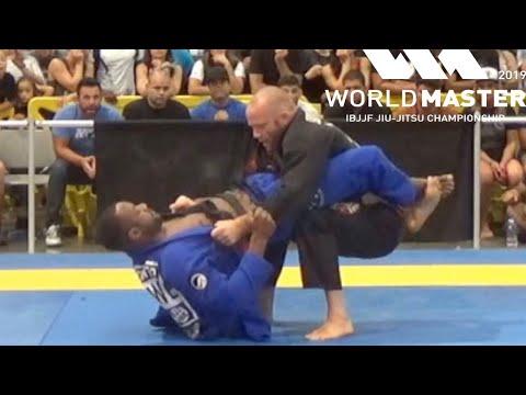 Joshua Hinger VS Alan do Nascimento / World Master 2019