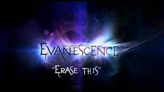 Evanescence - Erase This