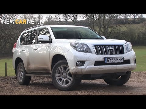 Toyota Land Cruiser : Car Review