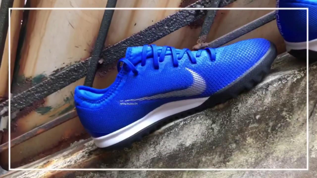 più alla moda prezzo favorevole acquisto autentico Nike Mercurial Vapor Frenzy XII Pro TF, mã sp: AH7388-400 - YouTube