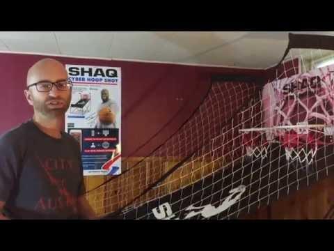 Shaq Cyber Hoop Shot Arcade Basketball Game Review