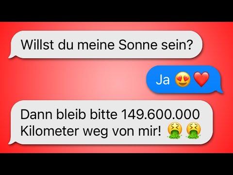 53 WhatsApp CHATS zwischen MÄDELS UND JUNGS!