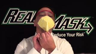 ReadiMask Full Mask Donning Instructions