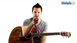 """How to Play """"How To Save A Life"""" by The Fray on Guitar"""