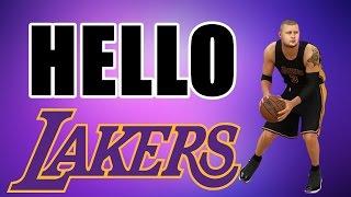 HELLO LAKERS!!! | NBA 2K17 MY CAREER