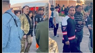 Fans Cant Believe Marilyn Manson Showed Up To Travis Scotts AstroWorld Tour