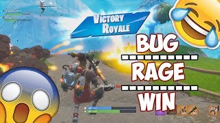 🔥 NEW MODE-HUGE BUGS (?)-RAGE-WIN 🔥 | FORTNITE