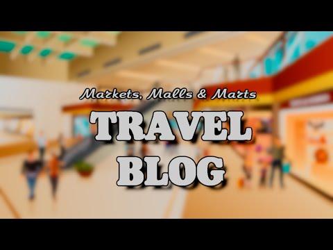 Markets, Malls and Marts Travel Blog: The Brunel Swindon