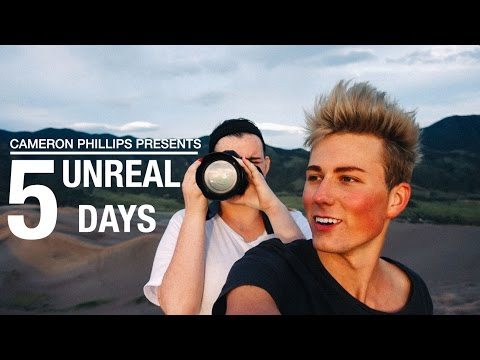The 5 Most Unreal Days Of My Life | Cameron Phillips