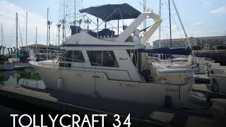 Used 1986 Tollycraft 34 For Sale In Walnut Creek, California