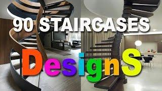 90 Staircase Design