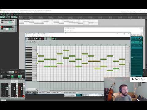 Ben Burnes 2 Hour Album Challenge Song - Divide By Time