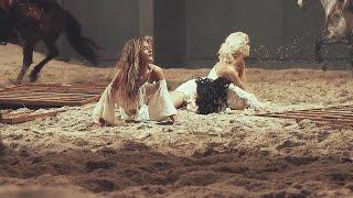 Как снимали клип группы ВИА Гра на песню