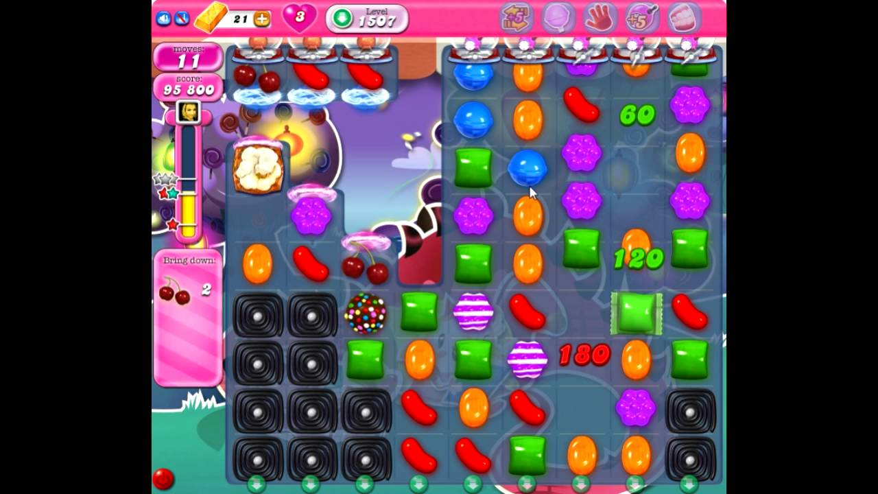 how to play candy crush saga game level 30