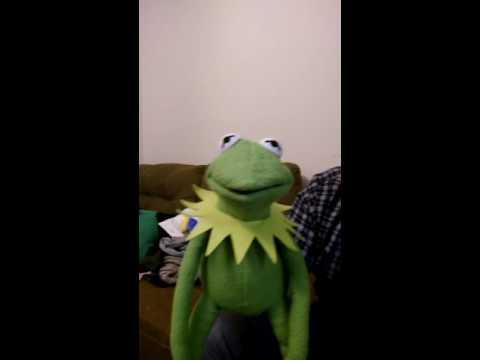 Kermit Karaoke #1 - Ice Ice Baby
