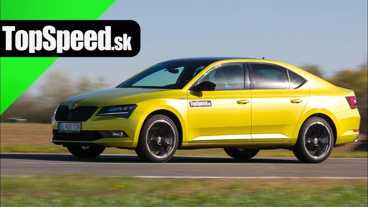 f4adfd0076ce3 Škoda Superb 2.0 TSI Sportline III test - TOPSPEED.sk Maroš ČABÁK ...