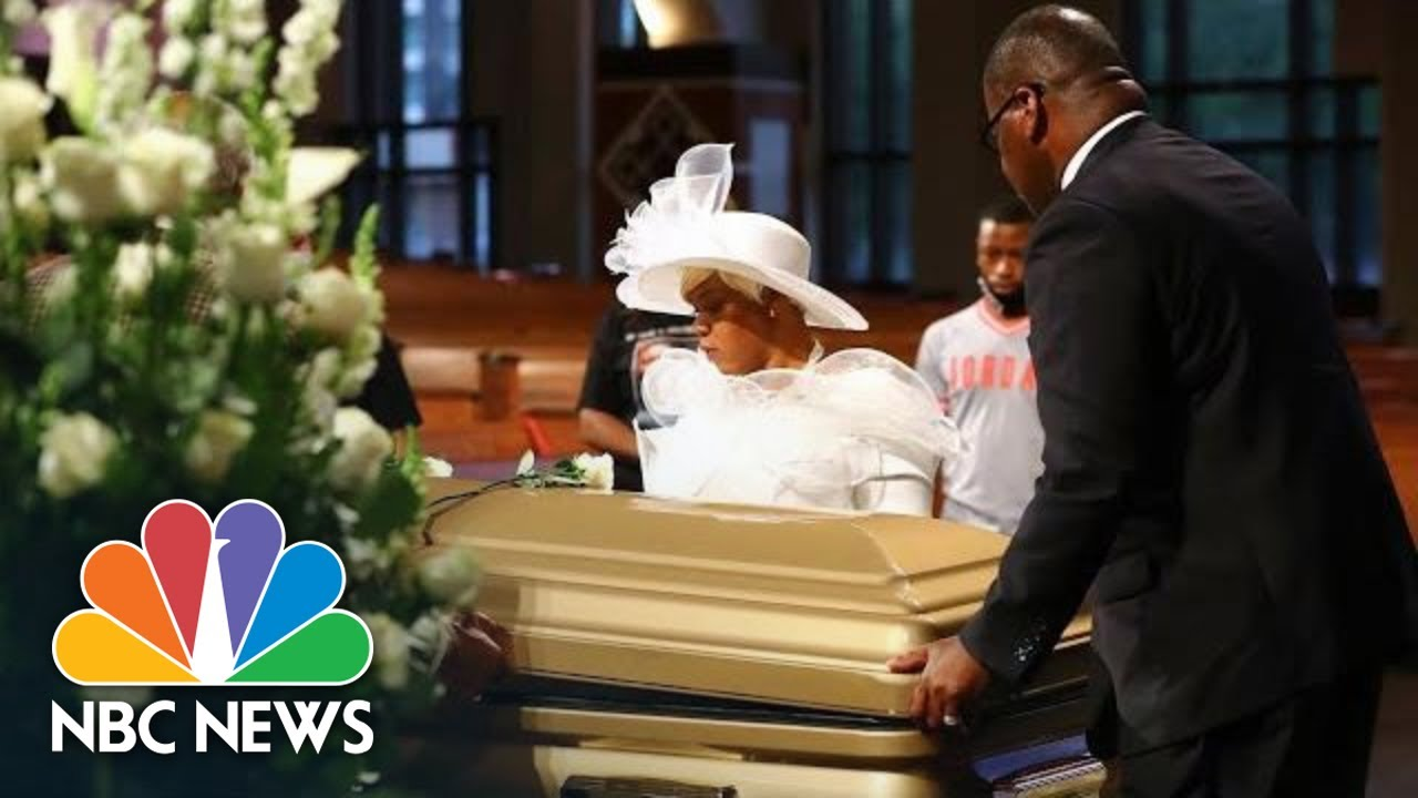 Download Live: Funeral For Rayshard Brooks In Atlanta | NBC News