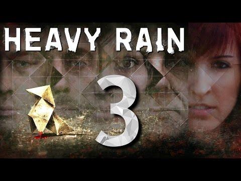 Heavy Rain #3 - La escena del crimen - Let's Play Español [PS4] || loreniitta90